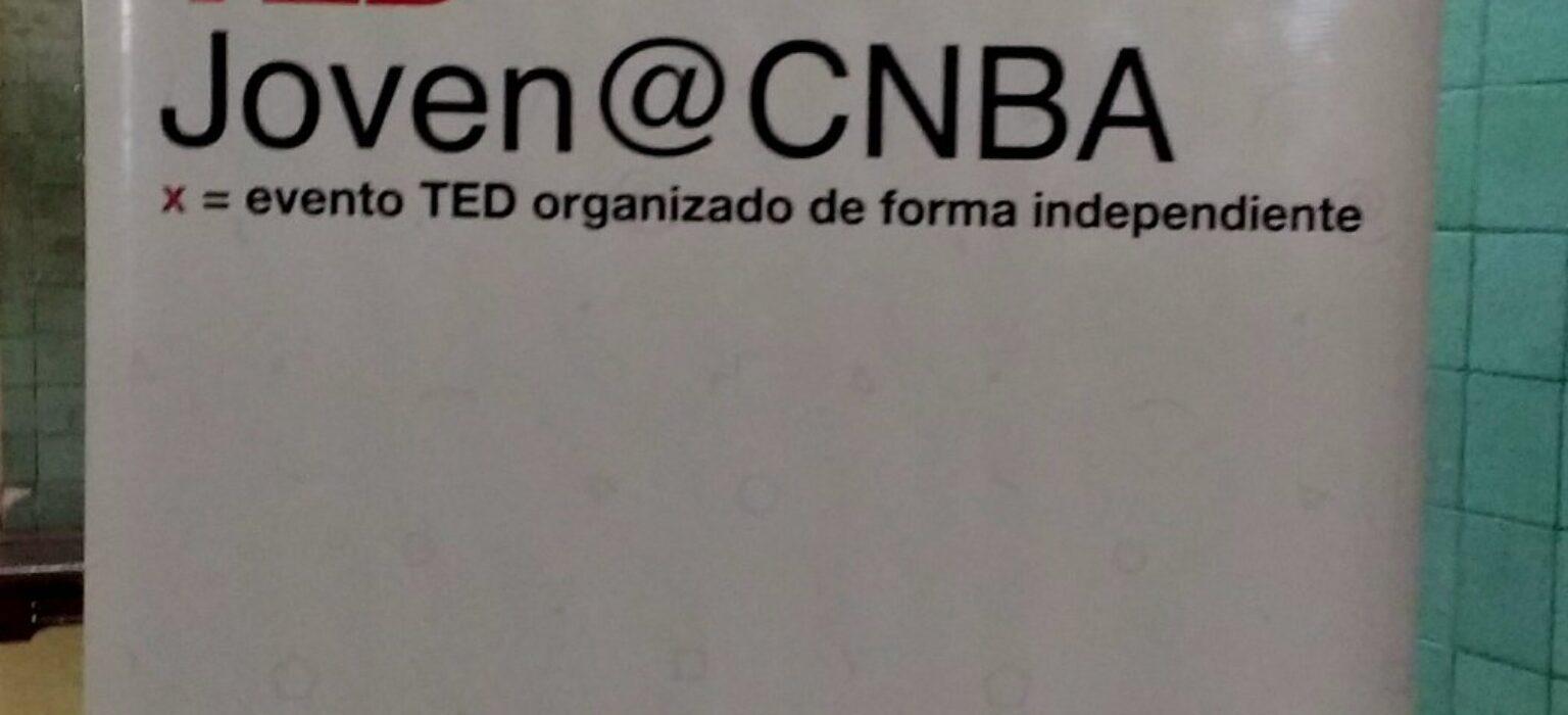 TEDx joven CNBA