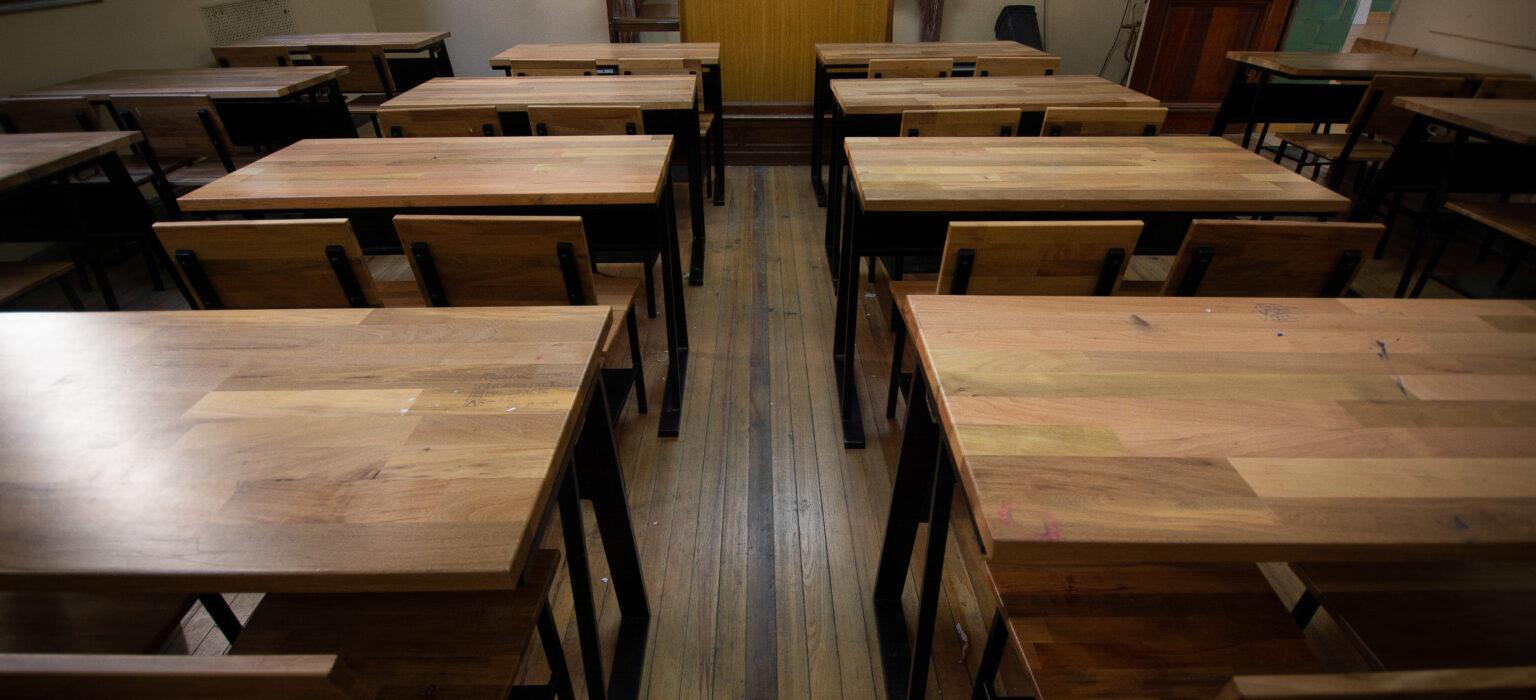Más bancos para aulas flexibles
