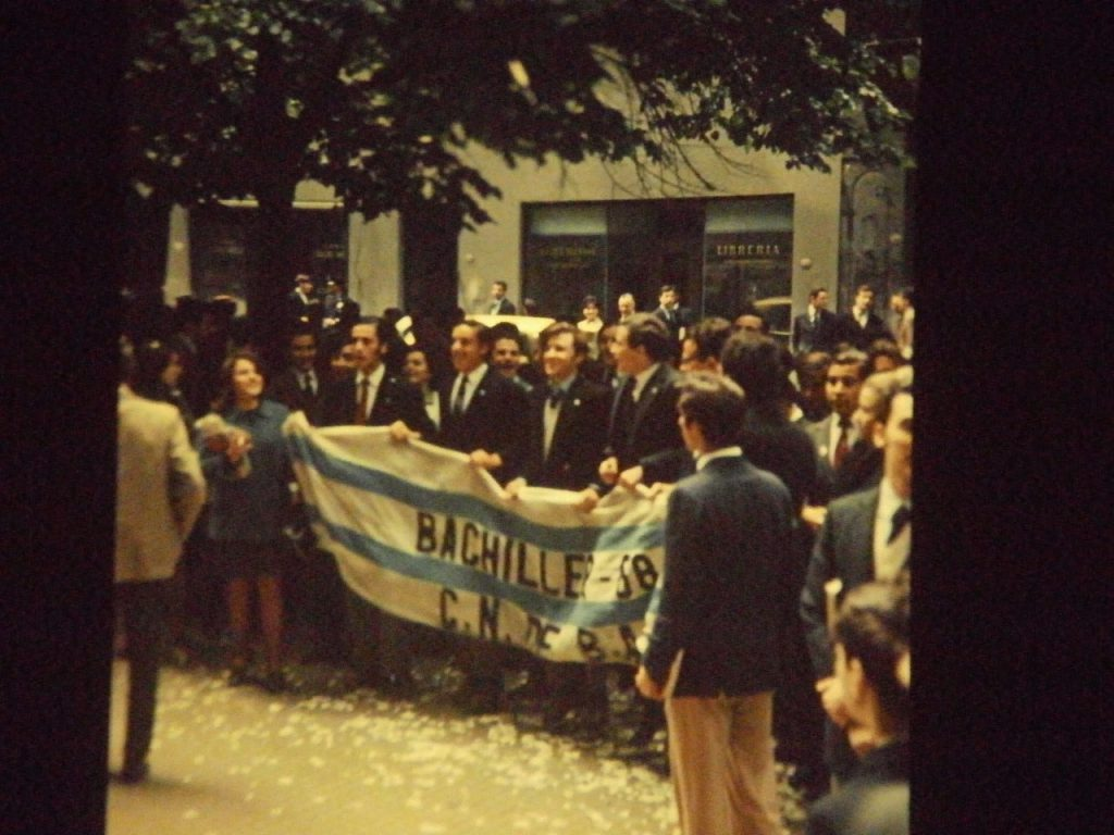 Egresados 1968
