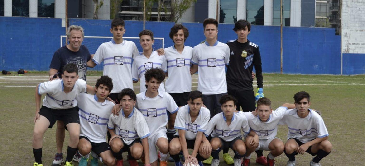 Histórica actuación de nuestros chicos en Fútbol FICDA