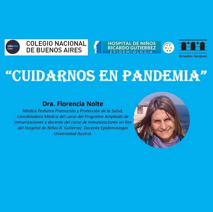 Cuidarnos en pandemia