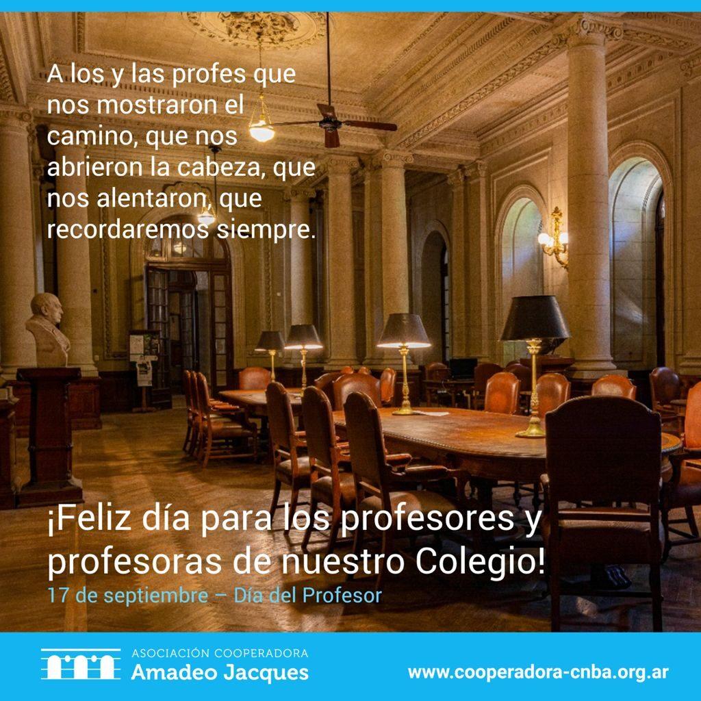 flyer Dia del Profesor