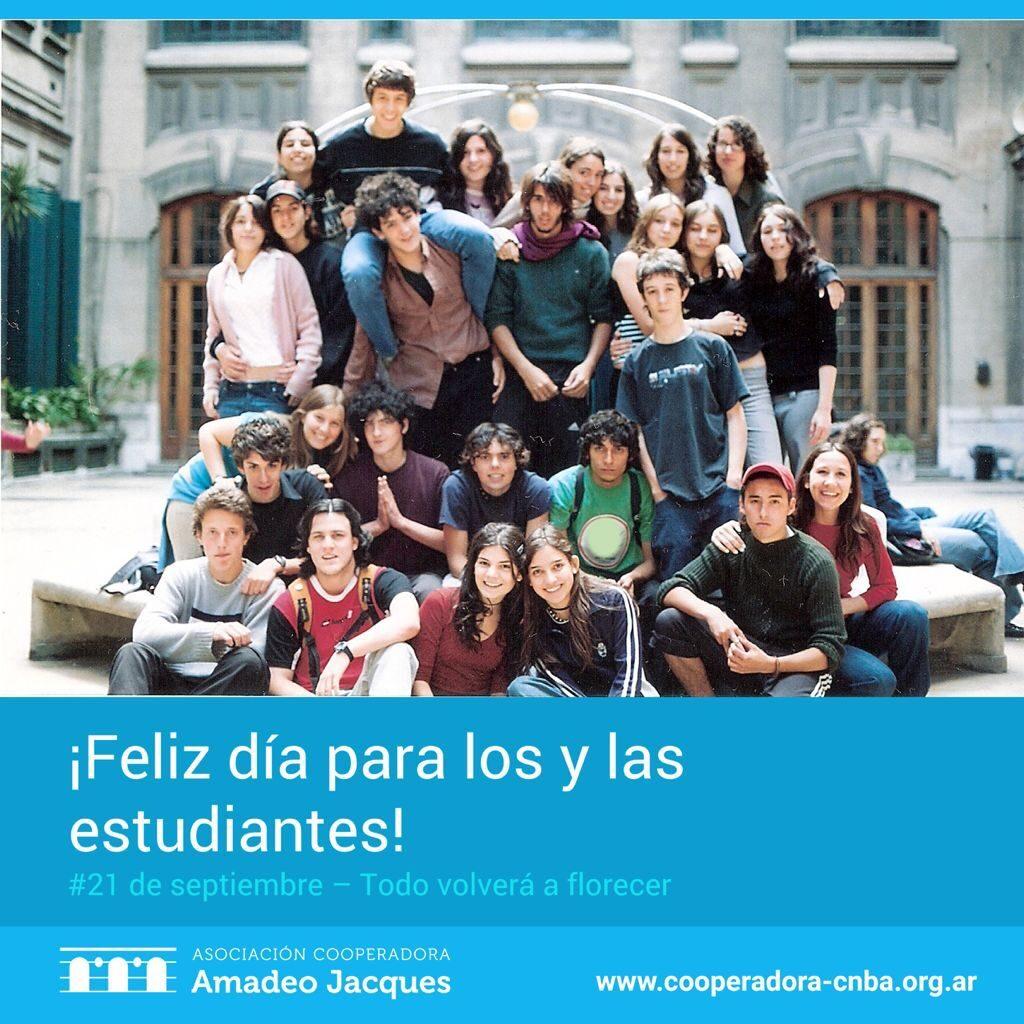 Feliz dia para los y las estudiantes - 201